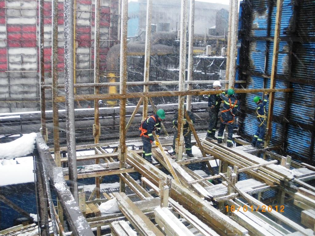 Услуги модернизация градирен