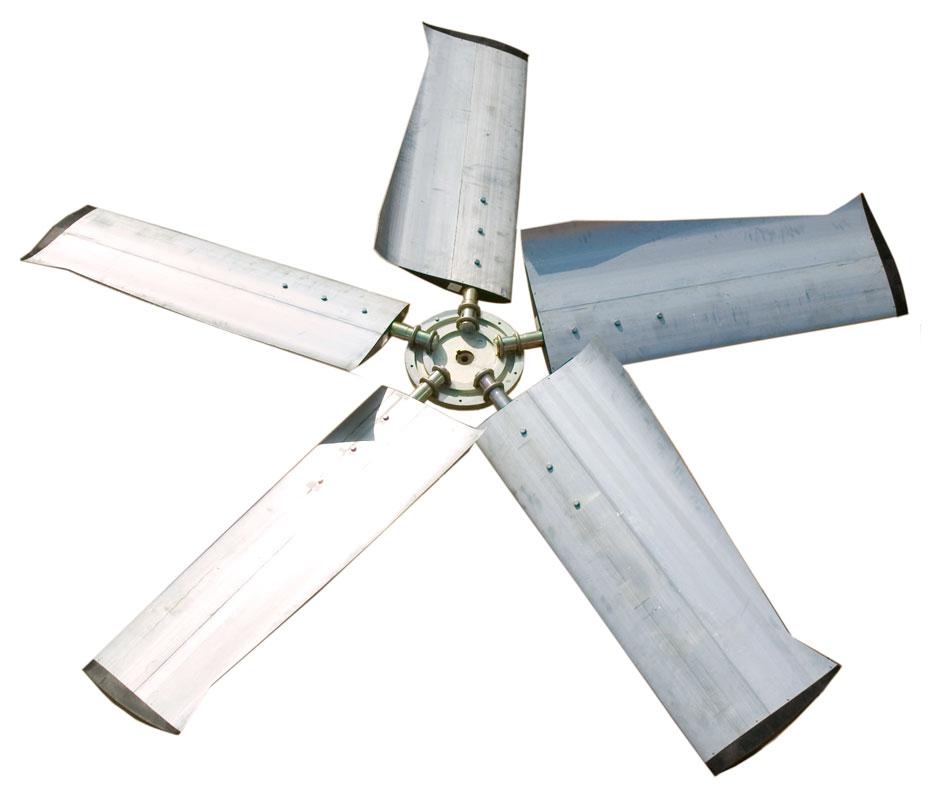 Алюминиевые<br/>вентиляторы